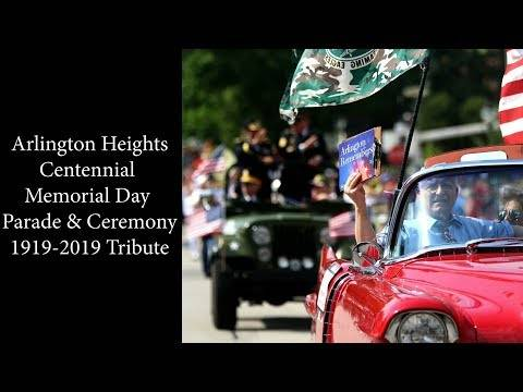 Arlington Heights Memorial Day
