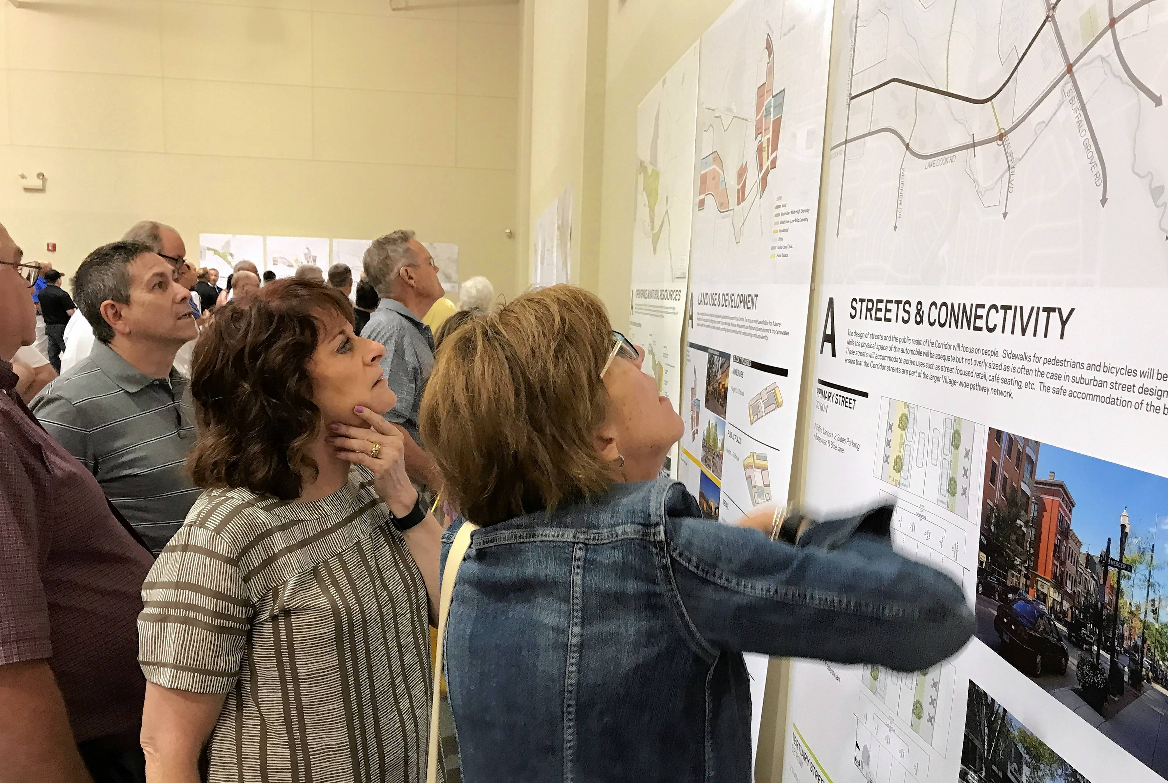 What residents are saying about Lake-Cook Road corridor plans