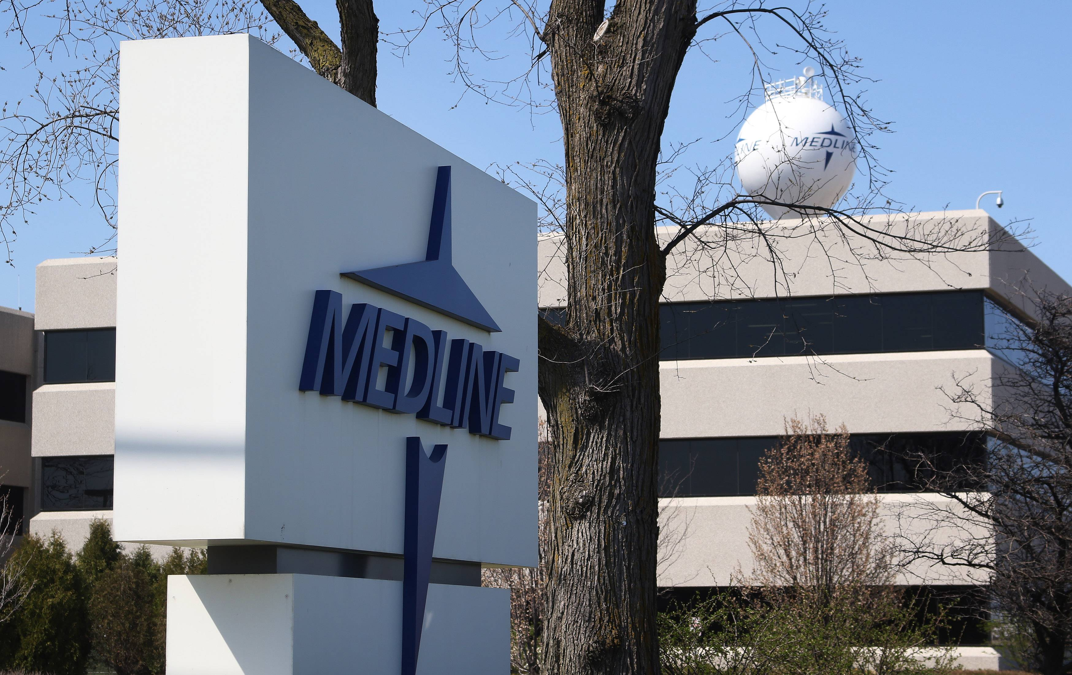 Northfield-based Medline Industries, with operations in Mundelein is working with OneBlood, a not-for-profit blood center.