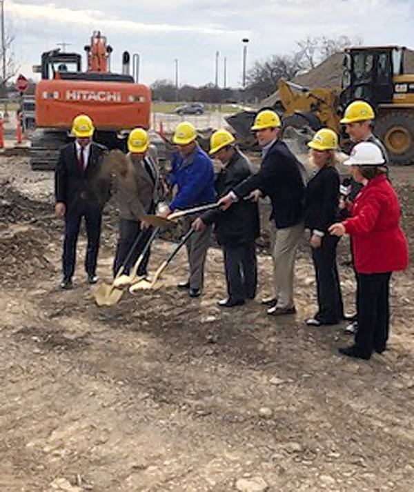 Groundbreaking recently took place for Addison's first senior living community. Clarendale Addison, a 215,000 square-foot, five-story facility, will be built on five acres at 1651 W. Lake St. Construction of the $45 million project began last fall with completion scheduled for early 2019.