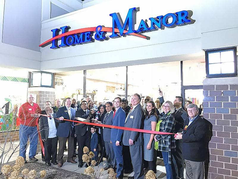 Members of Chamber 630 welcomed H & M International to Downers Grove with a Ribbon Cutting Celebration! President Sheikh Parwez's new business is located at 7325 Lemont Road, Downers Grove.