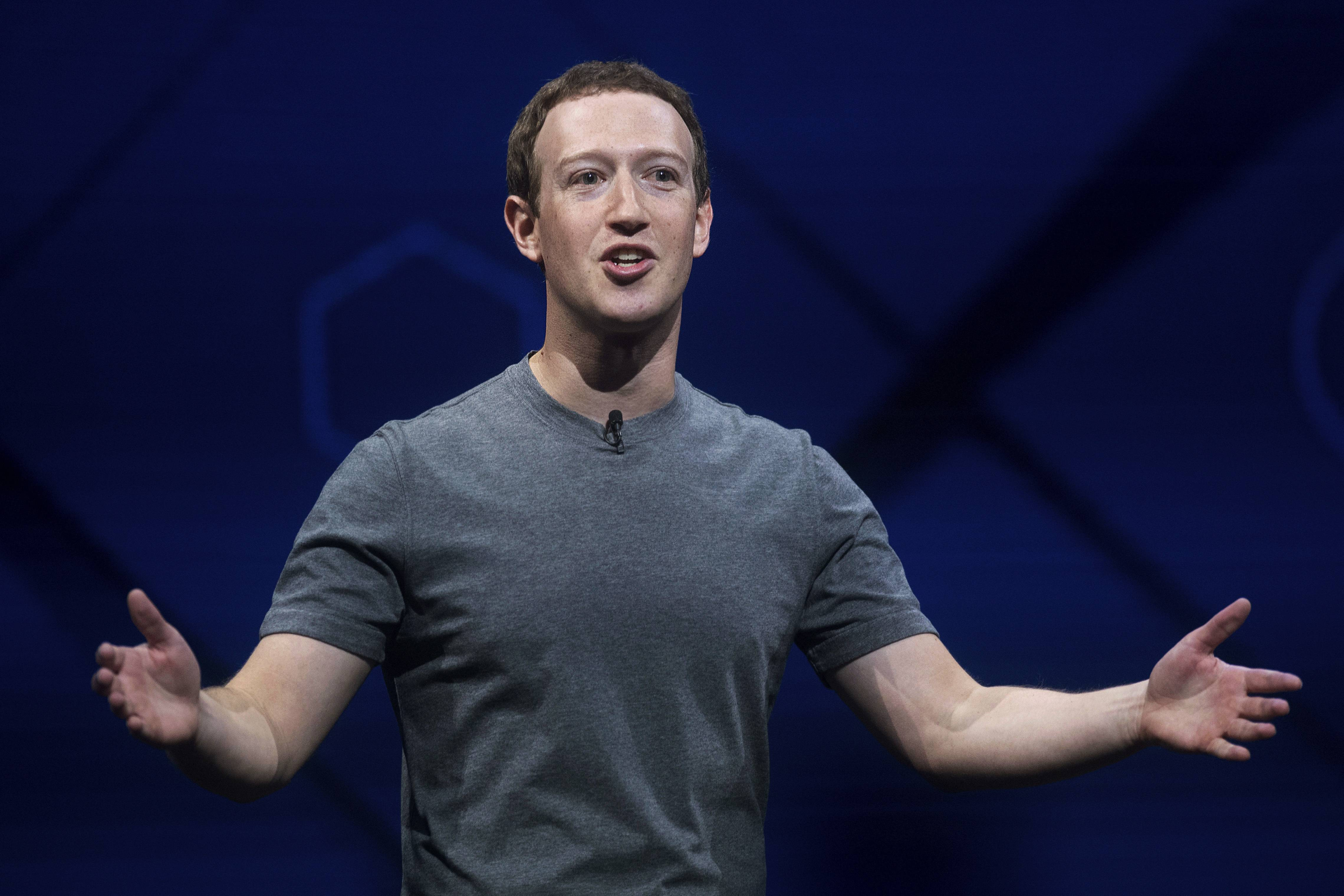 Facebook CEO Mark Zuckerberg disclosed late Thursday a drastic change to how Facebook determines what people see when they surf the social network.