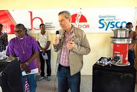 Selim Bassoul, CEO of The Middleby Corp., went to Haiti a few weeks ago to deliver relief ovens to those in need.
