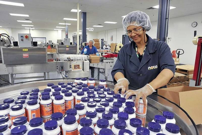NOW Foods is a natural products manufacturer with distribution in more than 60 countries offering more than 1,400 products from functional foods and supplements to sports nutrition and beauty products as well as essential oils.
