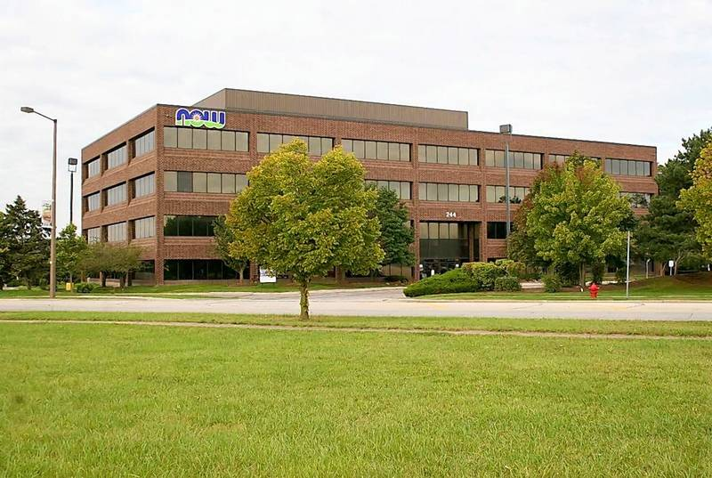 Now Foods headquarters in Bloomingdale.