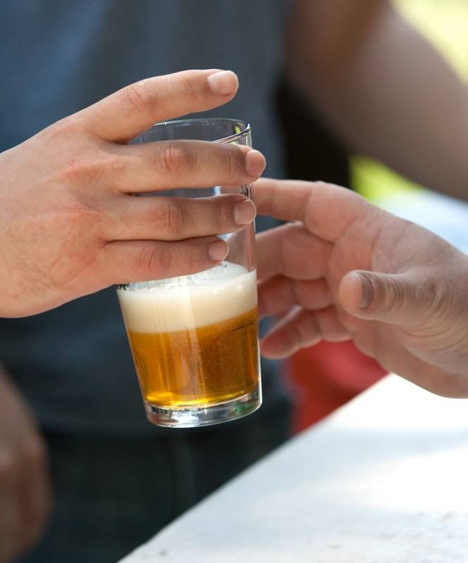 The Naperville Ale Fest is one of many suburban festivals catering to beer lovers.