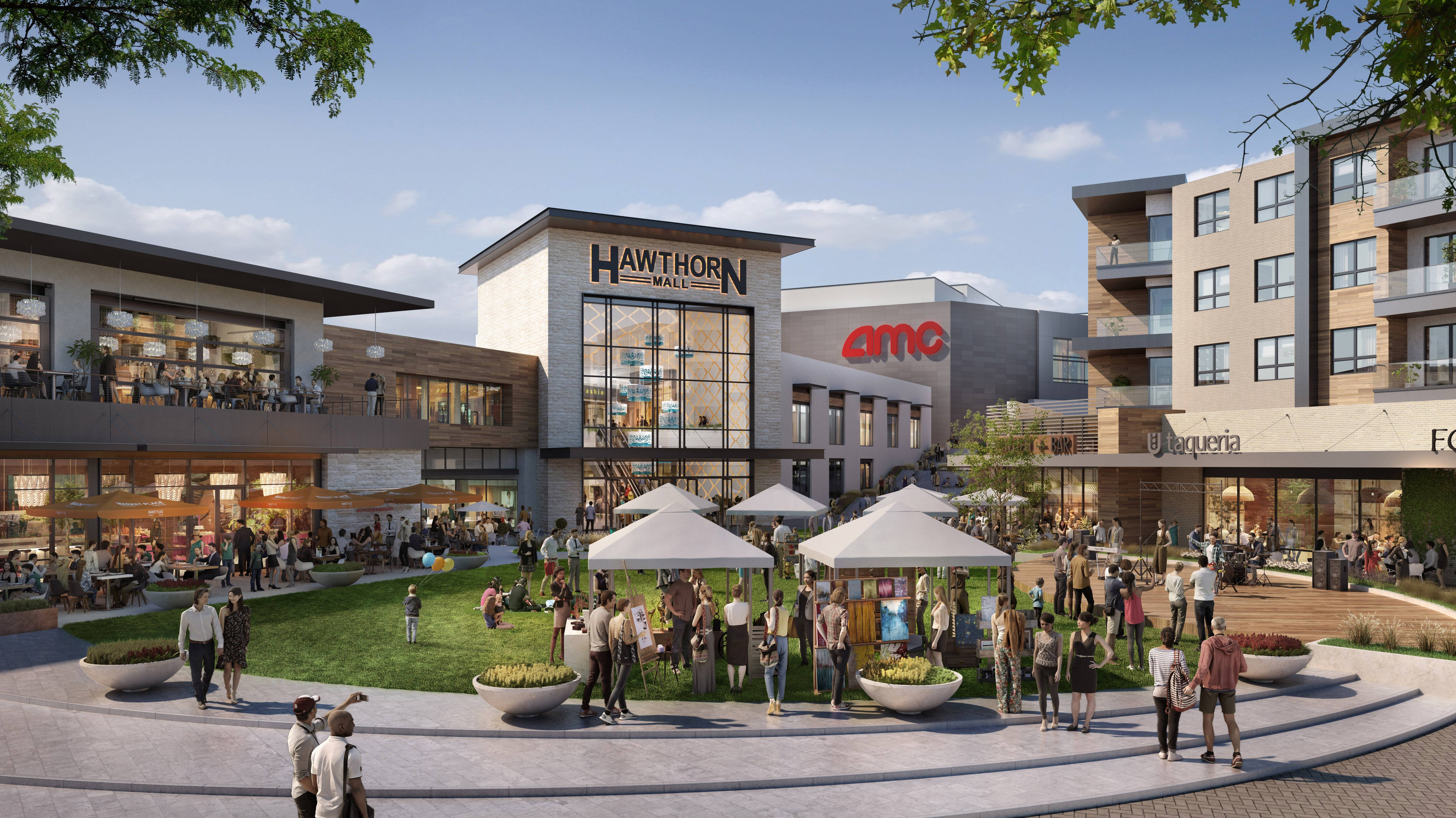 Hawthorn Mall owner on major makeover: We're in it for the long haul