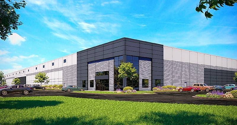 Premier Design + Build Group has broken ground on a 153,000-square foot speculative warehouse for Chicago-based developer Sterling Bay.