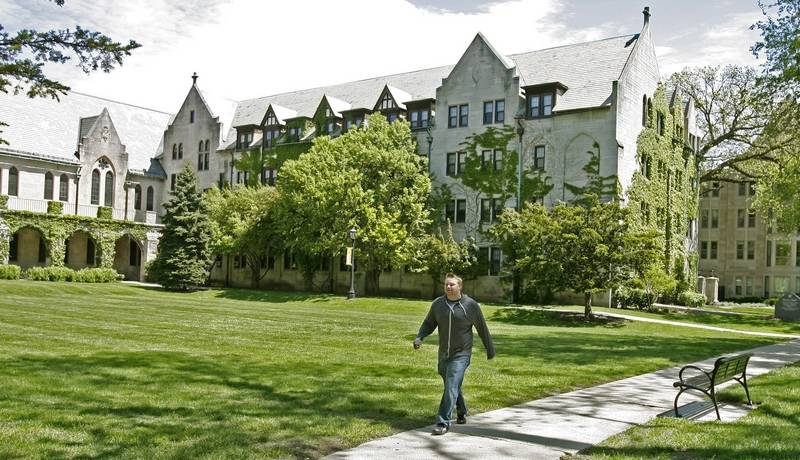Dominican University in River Forest was recently ranked the best university in the Midwest for ensuring the social mobility of its graduates by U.S. News & World Report.