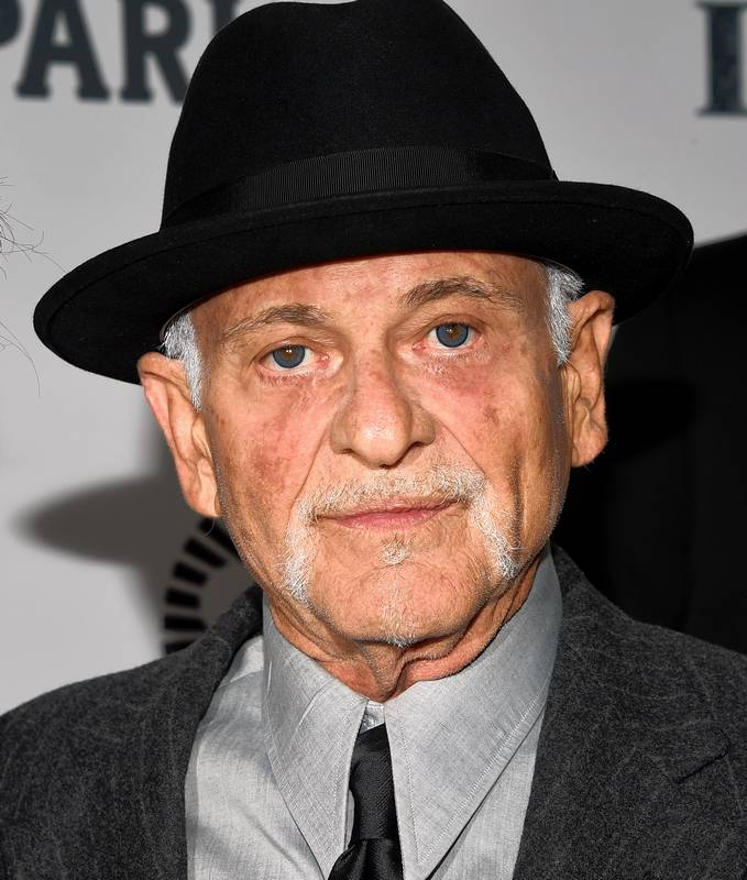 "Actor Joe Pesci attends the world premiere of ""The Irishman"" Sept. 27 at the New York Film Festival."