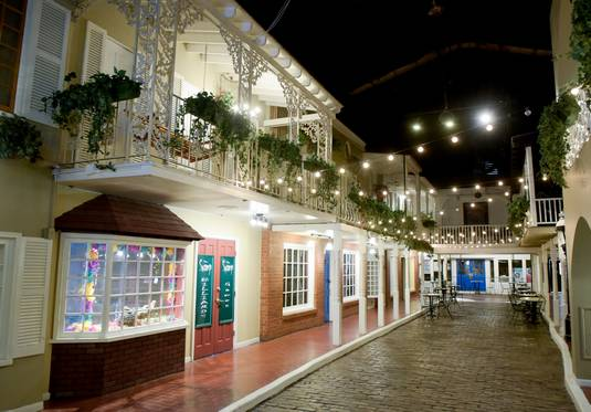 Fixtures from the historic two-block replica of Bourbon Street will be up for bid next week in an online auction of memorabilia from the shuttered Pheasant Run Resort in St. Charles.