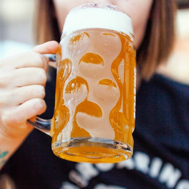 Roaring Table Brewing Company brews up a batch of Festbier, which is crisper than the usual American Oktoberfest styles.