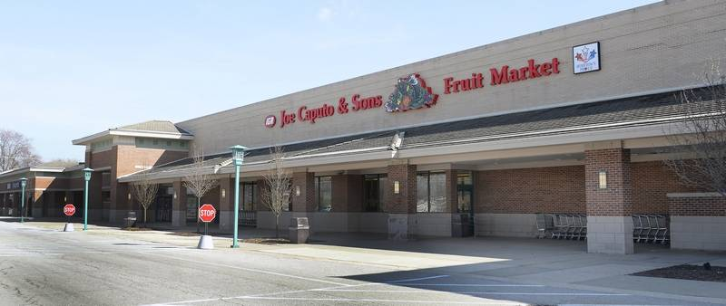 The former Joe Caputo & Sons grocery store, which closed in 2016, is being filled in the Elk Grove Town Center with a Dollar Tree, personal protective equipment store, Planet Fitness and a still-to-be-announced tenant.