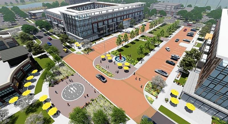 A $200 million mixed-use development proposed in northwest Naperville aims to serve as a walkable campus connecting residential, retail, dining, hospitality and entertainment components. Planning and zoning commissioners continued a public hearing on the project until Dec. 16.